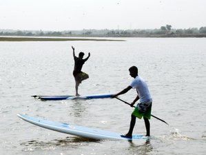 7 Day Back to Nature Private SUP Camp in Odisha