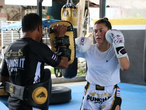 8 Days Dynamic Muay Thai Camp in Koh Samui,Thailand
