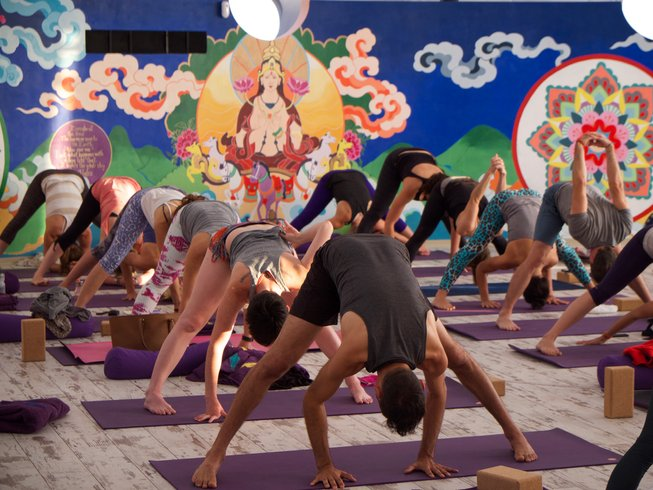 8 Days Adventure and Yoga Retreat in Spain