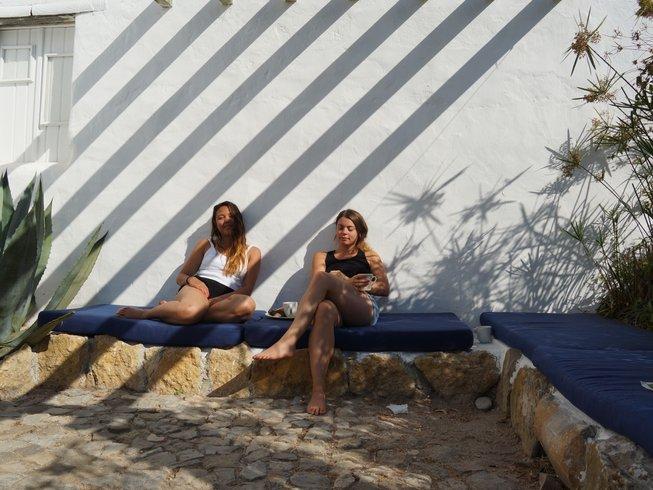 4 Tage Surfen und Yoga Sommerurlaub in Portugal