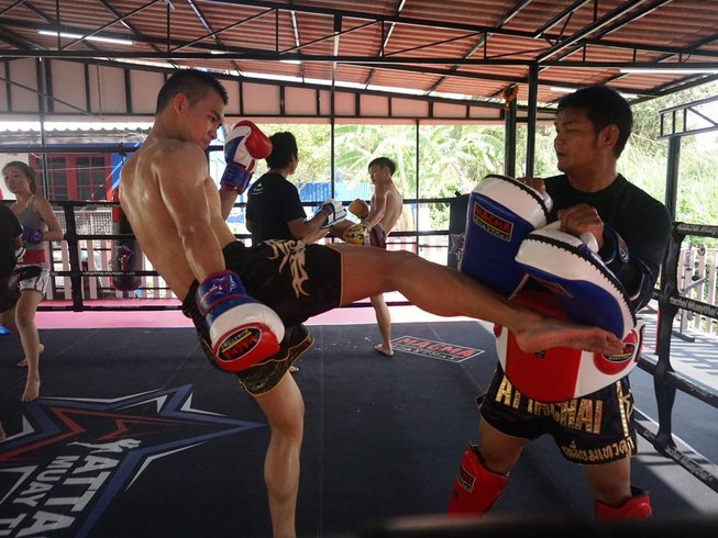 7 Days Awesome Muay Thai Training in Bangkok, Thailand