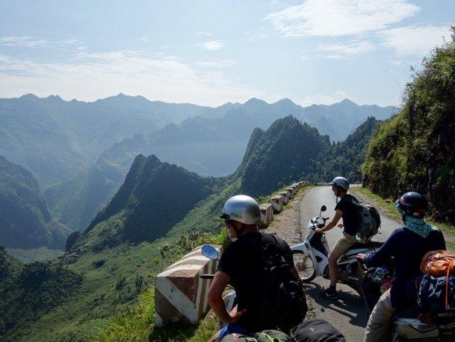 7 Days Guided Northern Vietnam Motorbike Tour