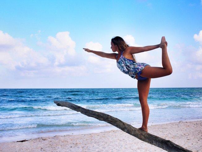 Power Light Yoga Retreat in Tulum, Mexico