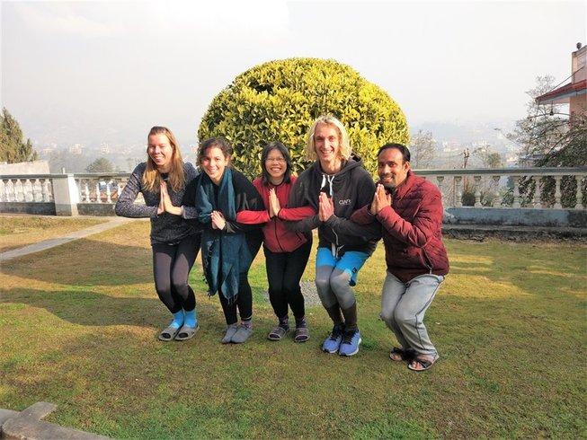 8-Daagse Kathmandu Meditatie en Yoga Retreat