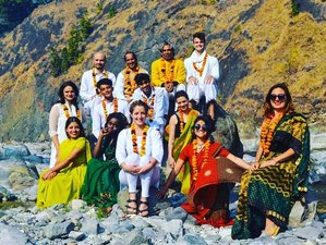 24 Days 200 Hours Yoga Teacher Training in Rishikesh, India