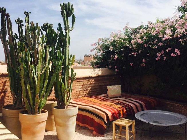 10 Days Sahara Desert Yoga Retreat in Morocco