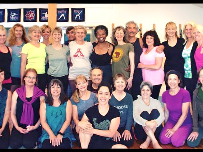 8 Days Annual Yoga Retreat in Saint Helena, California