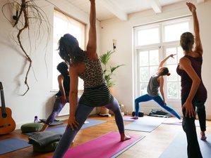 2-Daags ´Ocean Soul´ Yoga & SUP Retreat in Wijk aan Zee, Nederland
