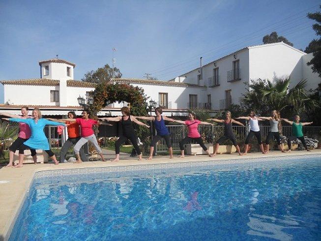 6 jours en stage de yoga et randonnée à Alicante, Espagne