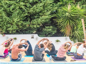8 Day Relaxing Yoga and Surf Camp in Lagos, Algarve