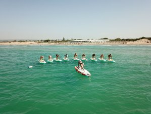 5 Day Stand-Up Paddle and Yoga Holiday in Ragusa, Sicily