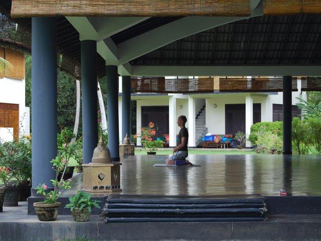 13 Days 100-Hour Yin Yoga Teacher Training in Talalla, Sri Lanka