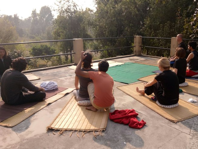 28 Days 200-Hour Yoga, Detox and Healthy Cooking TTC in Himalaya, India