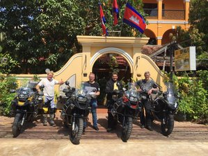 9 Days The Mekong Rally Motorcycle Tour China, Laos, and Cambodia