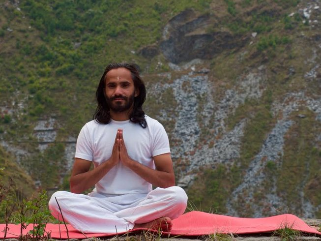 8 días retiro de yoga y meditación semanal en Dharamsala, India