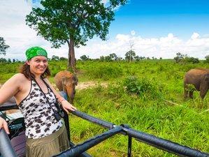 10 Days Ultimate Wildlife Safari in Sri Lanka