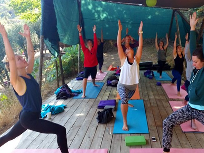 7 Days Shakti Yoga - Eco Yoga Retreat Portugal