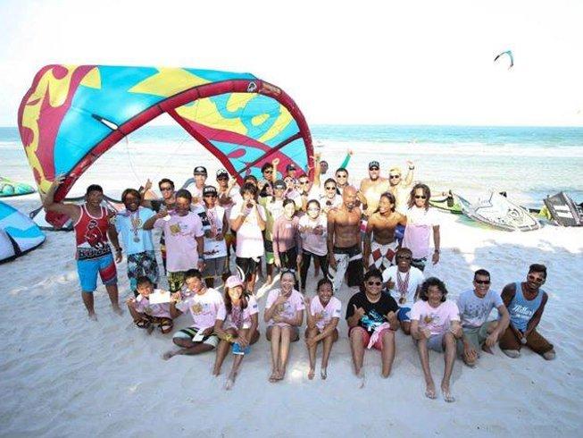 7 Days Kitesurfing and Surf Camp Thailand