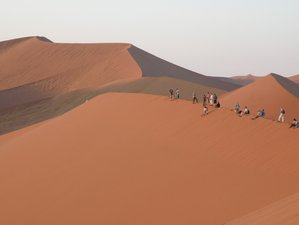 6 Days Express Tour and Safari in Namibia