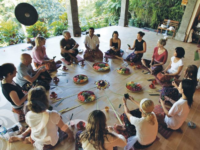8 Days Art and Yoga Retreat in Bali