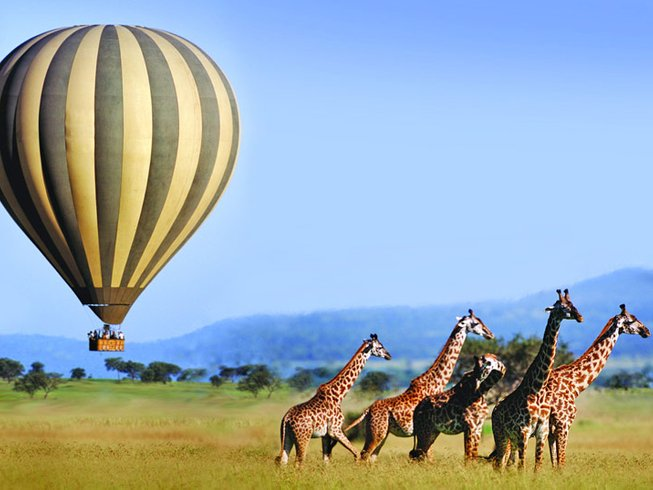 3 Days Amazing Kenya Safari
