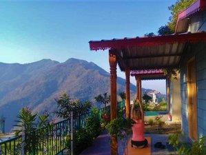 6 Day Serenity in the Mountains - Spiritual Yoga Meditation and Kirtan Retreat in Nature, Rishikesh