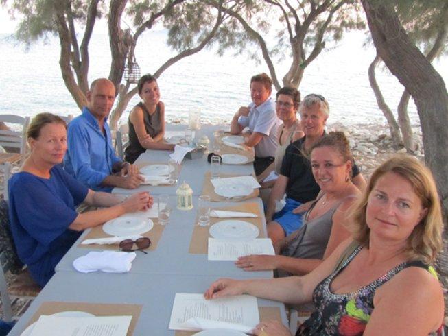 7 Days Hatha Yoga Holiday in Paros, Greece