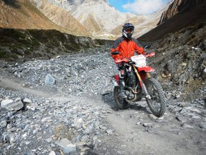 17 Day Upper Mustang: 'The Lost Kingdom' Guided Enduro Motorcycle Tour in Nepal