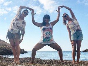 6 Day Breathtaking Sea and Mountain View Yoga Holiday in Cala Vadella, Ibiza