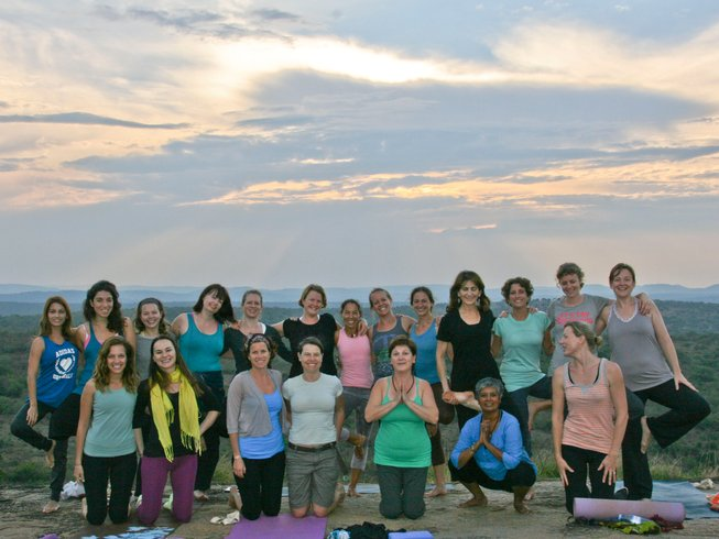 22 Days 200-Hour Yoga Teacher Training in Uganda