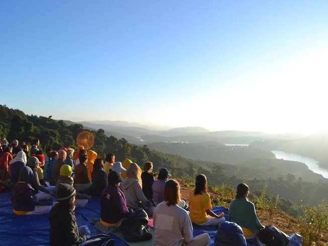 4-Daagse Nieuwjaars Yoga Retreat in Da Lat, Vietnam