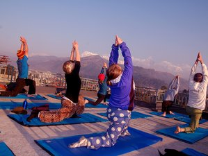 10 Days Mountain Yoga Retreat in Nepal