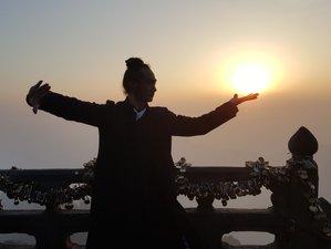 1 Month Tai Chi and Kung Fu Training at Beautiful Wudang Mountain in Shiyan, Hubei