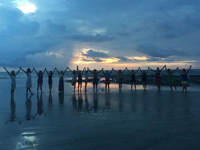 22 jours - 200h de formation de professeur de yoga Pura Vida au Costa Rica