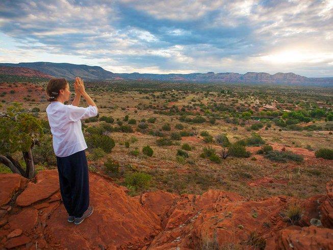 6 jours en retraite de yoga detox à Sedona