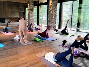 3 Day Yoga and Nature Retreat in Valle d'Aosta, Cervinia