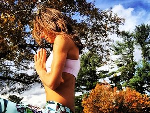 8-Daagse Wellness en Yoga Retraite in Spanje