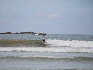 8 Days Intensive Guided Surf Camp in Pelena, Weligama, Sri Lanka