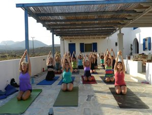 21 Days 200-Hour Yoga Teacher Training in Kithira, Greece