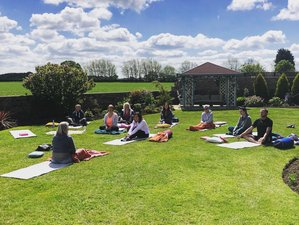 3 Tage Yoga Retreat in Großbritannien