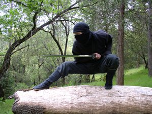1 Year Ninja Training Course in California