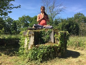 3 Days Winter Meditation and Yoga Retreat in France