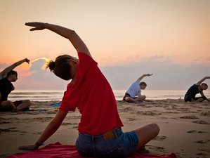 8 Days Upgraded Surf Camp and Yoga Holiday in Moliets, France