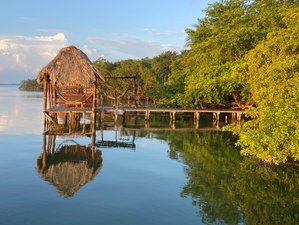 8 Day Mindfulness and Yoga Retreat in Nature in Bacalar, Quintana Roo