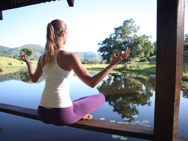 8 Days Mount Warning Meditation and Yoga Retreat in Australia