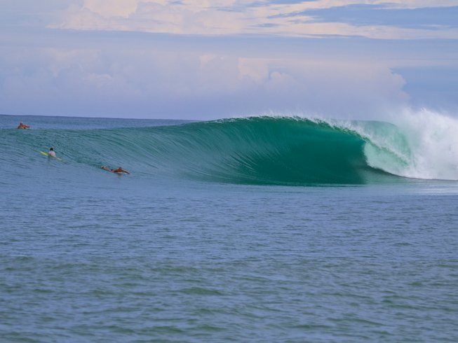 11 Days Uncrowded Surf Camp in Asu Island, Indonesia