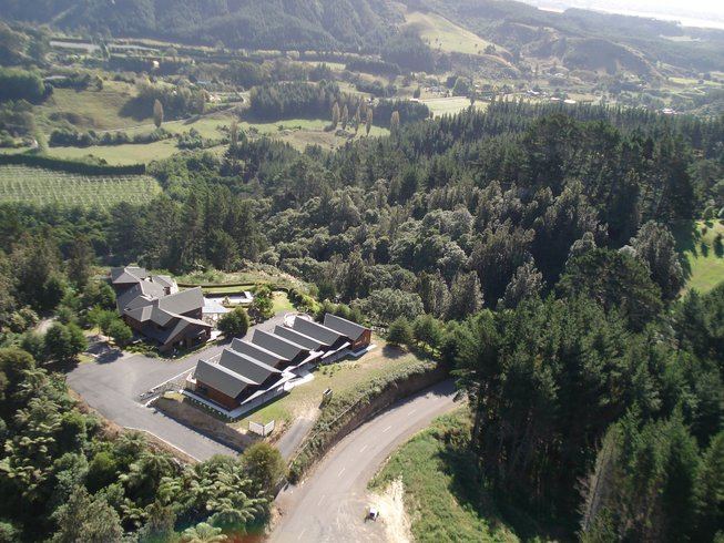 Geothermal Yoga Weekend in New Zealand Retreat