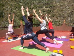 4 Days Moroccan Mountain Yoga Holiday in Al Aaroui, Morocco