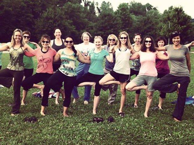3 Tage Sadhana Berg Yoga Urlaub in North Carolina, USA
