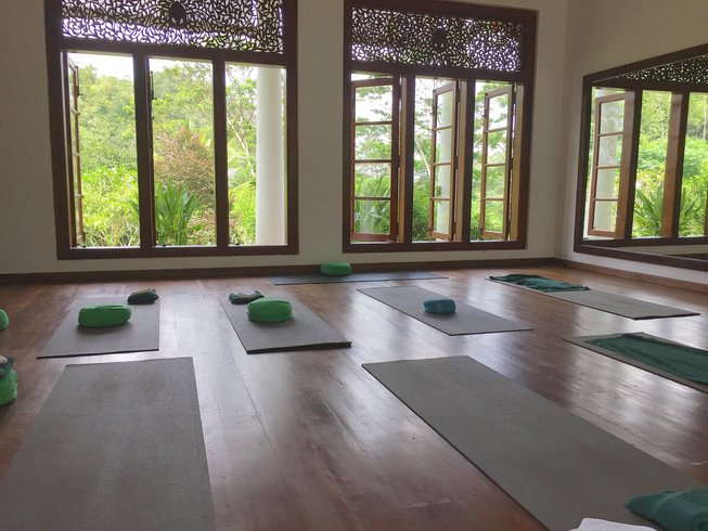 4 Tage Meditation und Yoga Retreat in der Southern Province, Sri Lanka